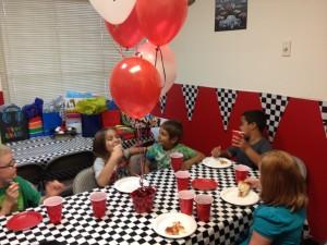 kids birthday party modesto