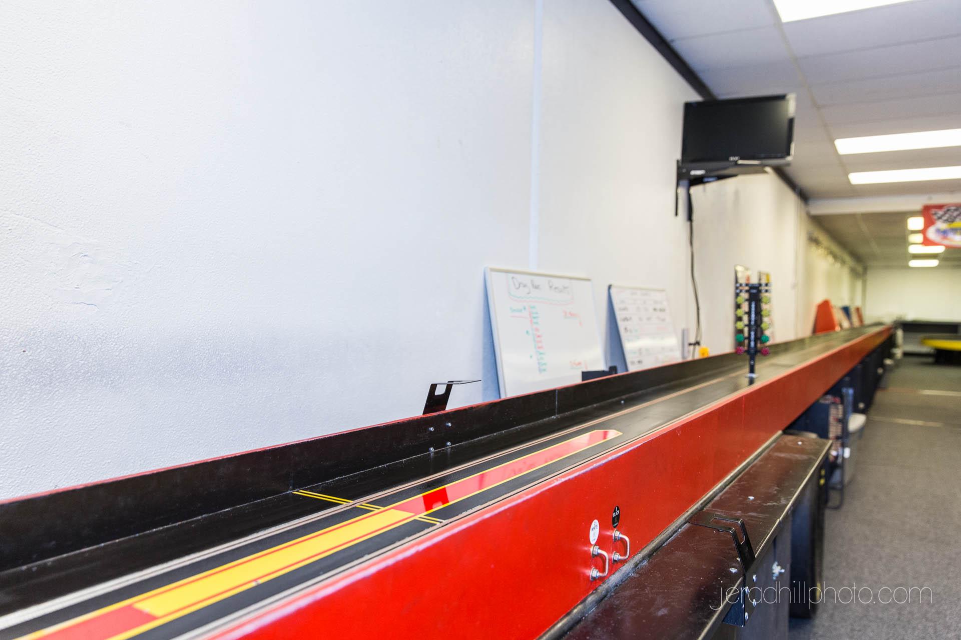 Slot Car Racing Drag Strip