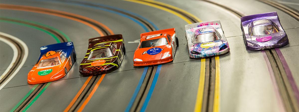 Slot Car Racing Modesto